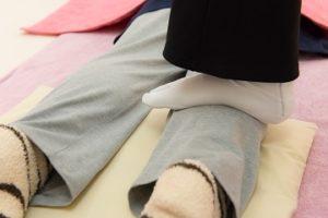 足のフーレセラピー